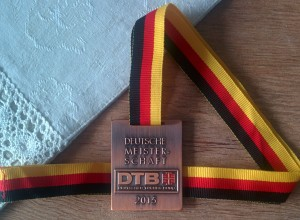DM2015 Bronze Medal