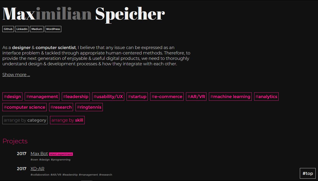 MaxSpeicher.com v2