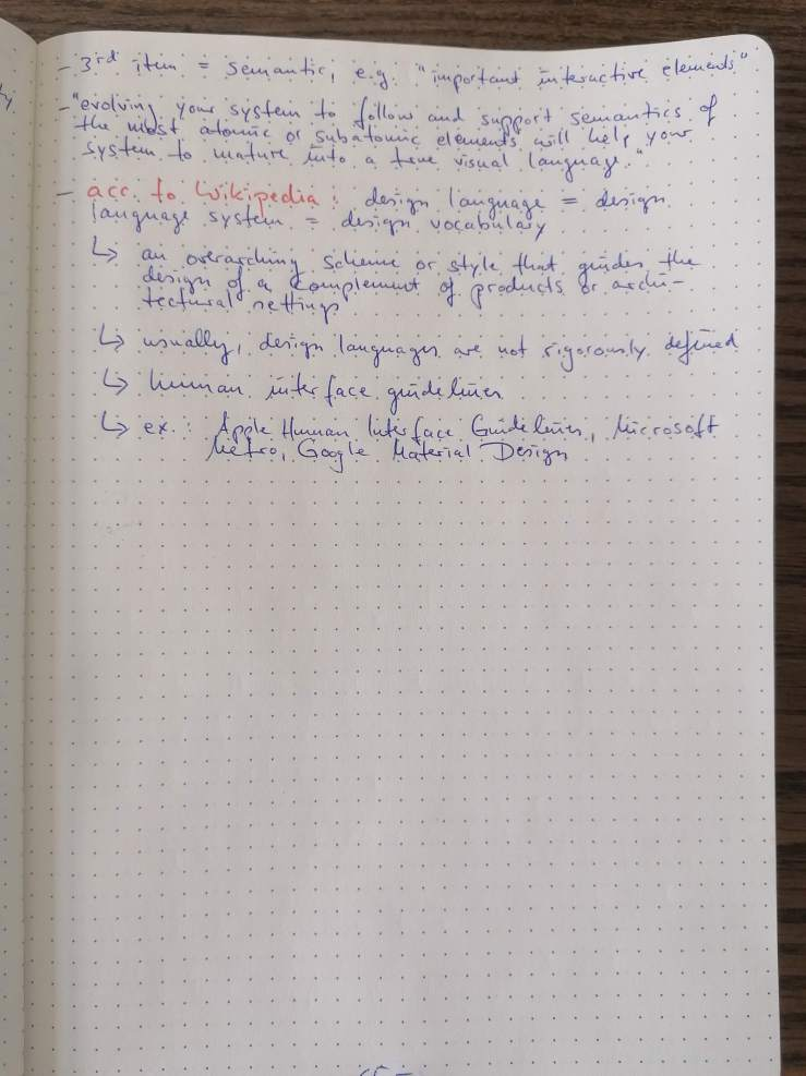 Notes on Design Systems/Languages - Page 3